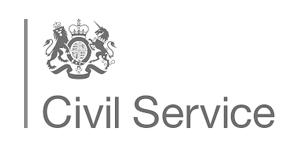 Civ Serv Grey Logo