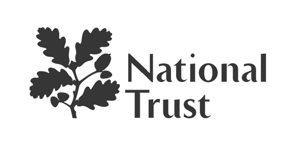 Nat Trust Grey Logo